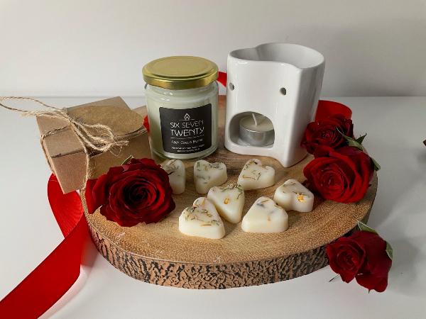 Valentines gift from Six Seven Twenty
