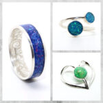 Forget Me Not Ashes Jewellery