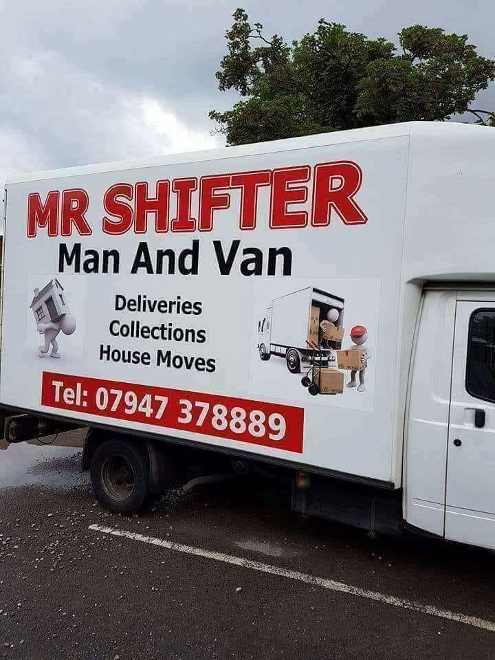 Man & Van / Couriers