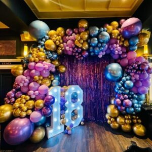 Eventi balloons